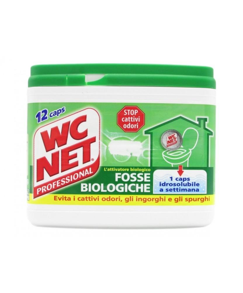 Wc net fosse biologiche 12 caps drogheria olimpia shop for Wc net fosse biologiche prezzo