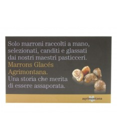 AGRIMONTANA MARRONS GLACES GEMELLI 450 GR