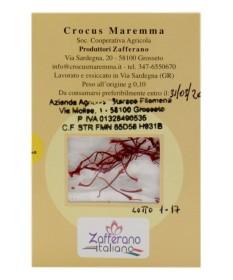 CROCUS MAREMMA ZAFFERANO IN PISTILLI 0,10 GR
