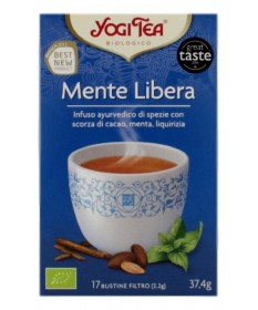 Yogi Tea Mente Libera 17 Bustine