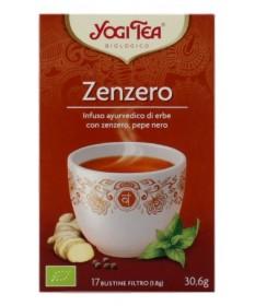 Yogi Tea Zenzero 17 Bustine