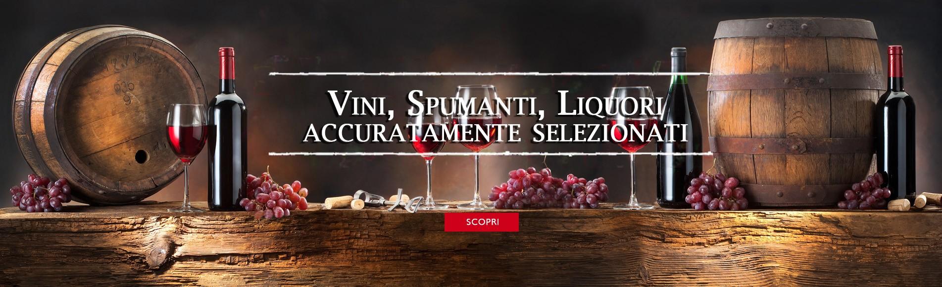 vendita di vino online